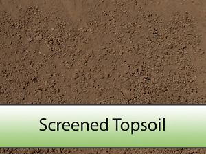 Good quality Screened top soil for sale !!