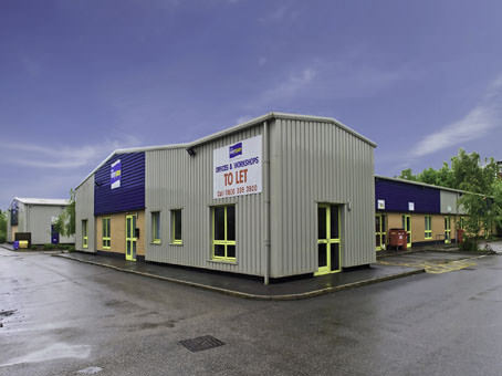 Professional Office Space in Mansfield, NG19. Fantastic Facilities, From £18.10 Per SQ M