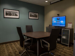 Modern & Professional Meeting Rooms With Everything You N eed! Regina Regina Area image 2