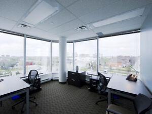 Modern Brampton Offices - No place like Regus