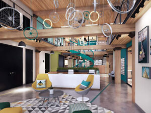 Coworking and Shared Office Space, Great for Entrepreneurs!