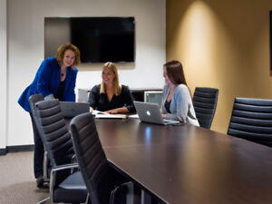 Yorkville Meeting Rooms - Fully Equipped & Affordable