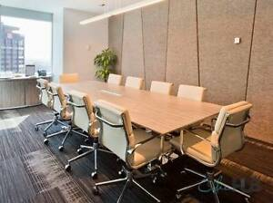 Central Plaza One CBD - Brightly lit private office for 3 people Brisbane City Brisbane North West Preview