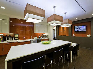 Why meet or work in coffee shops? Regus has another option! Oakville / Halton Region Toronto (GTA) image 9