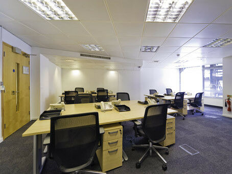 Professional business address in Central London from £199pm with Regus virtual offices