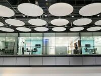 Open Plan serviced office to rent at Heathrow, Terminal 2