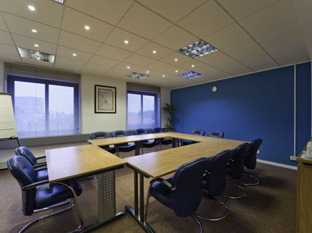 Central Bristol business address from £109pm with Regus virtual offices