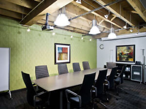 Meeting Rooms to Impress - With Kitchen and Lounge!