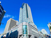 LOCATED IN THE HEART OF MONTREAL!!!