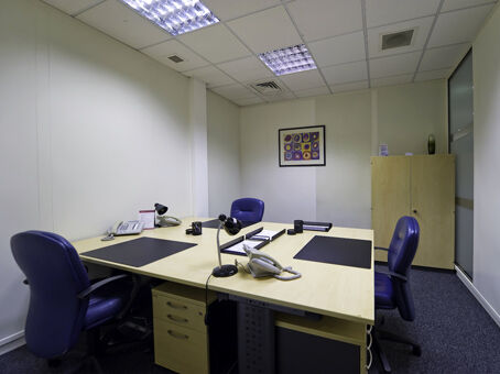 Professional business address in Warrington from £119 with a Regus virtual office