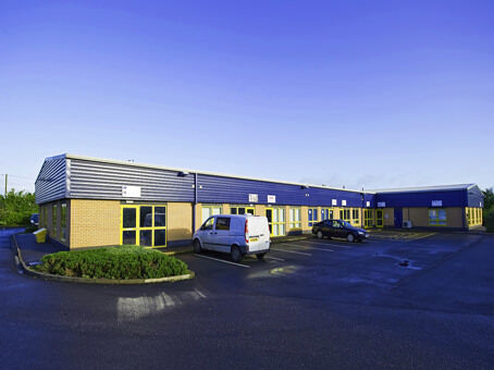Professional Office Space in Melksham, SN12. Fantastic Facilities, From £19.80 Per SQ M