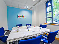 Professional business address in Fleet with a Regus virtual office from £109pm