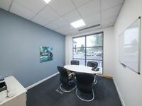 Your private office 3-4 desk to rent at Birmingham, Blythe Valley Park