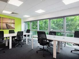 Open plan 2690 sqft serviced office to rent at Birmingham, Cannock