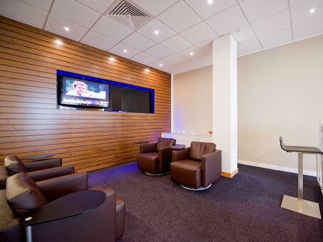 Out and about. Never out of touch at our business lounge from £89 /Month