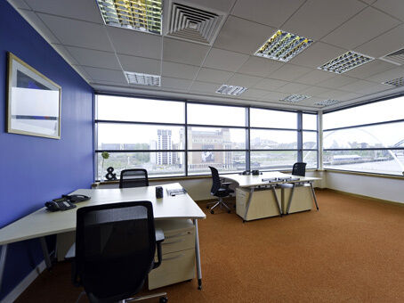 Professional business address with a Regus virtual office from £119pm