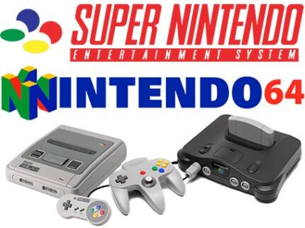 Any Super Nintendo (SNES)/Nintendo 64 (N64) Games & Consoles East Cannington Canning Area Preview