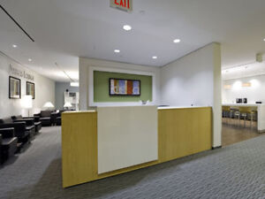 Can't afford an office yet? We have the solution! Modern Space