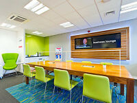 Drop in, plug in and work at our business lounge in Chester, CH4 from £49pm. Call now!