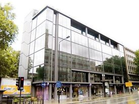 All Inclusive Offices To Rent Options for 1-50 3 Months Free Fitzrovia, London – W1T | Flex Terms