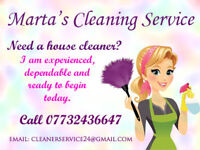Marta's Cleaning Service - Totton, Southampton, New Forest, Eastleigh, Romsey, Winchester...