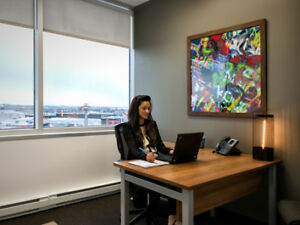 Regus Ville St-Laurent Offices Available