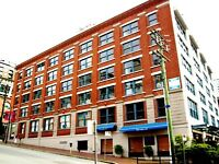 Professional Office Space, Beautiful Location Yaletown!