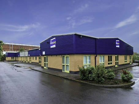 Professional Office Space in Newark, NG24. Fantastic Facilities, From £7.70 Per SQ M