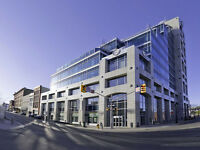Spacious office in downtown kitchener with beautiful city view!!