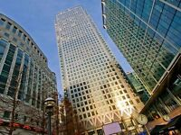 Office Space to Rent | Options for up to 40 People | 3 Months Free | Canary Wharf, London – E14