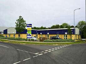 Professional Office Space in Peterborough, PE2. Fantastic Facilities, From £13.30 Per SQ M