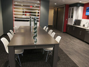 Bus District & Professional Boardroom with everything you need! Edmonton Edmonton Area image 7