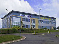 Serviced office's in Kirkcaldy, available now. From £25.20 Per SQ M