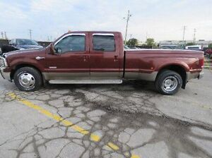 Like NEW 2007 Ford F-350 Lariat King Ranch Pickup with extras!