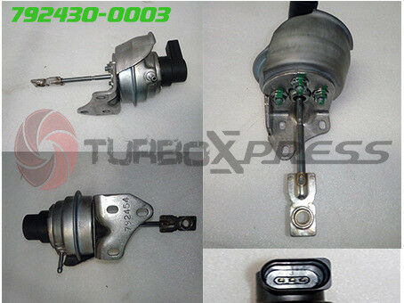 Vw Golf Actuator 792430-0003 with position sensor
