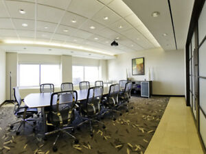 Luxury Boardrooms at First Canadian Place - Take a Look