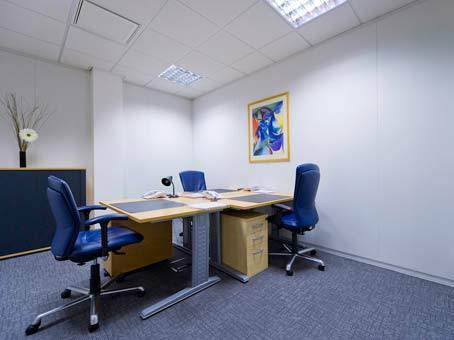 Get work-ready office space when you need it from £110 pm