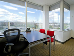 Meadowvale Offices - Work in a Space that Boosts your Business