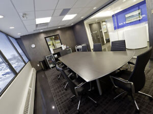 Executive & Modern Meeting Rooms In Scarborough!