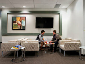 Why meet or work in coffee shops? Regus has another option! Oakville / Halton Region Toronto (GTA) image 1