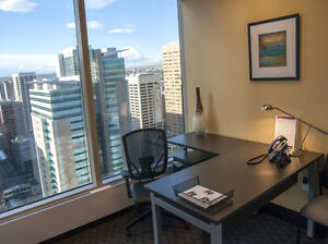 3 Months Free Office Rent in the Commercial Core of Calgary!