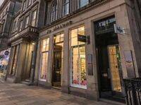 5 Work station private office to rent at Edinburgh, George Street