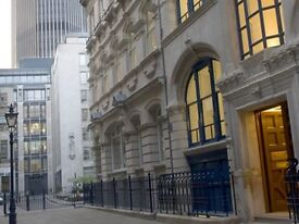 Office Space To Rent near Liverpool Street Station| Options for 4 - 10 People | City of London EC2M.