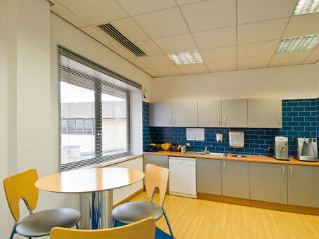 Drop in, plug in and work at our business lounge from £89 /Month