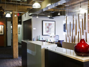 Start-Up's Look No Further! Regus has you covered.
