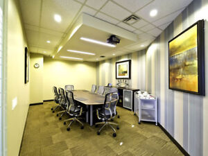 Use an Executive Boardroom - Treat your Business like Royalty