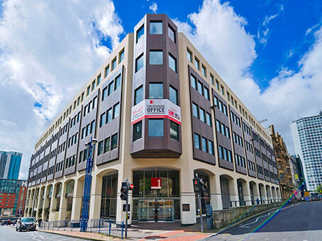 Quality, flexible office available now in Birmingham. Regus price from £309pm