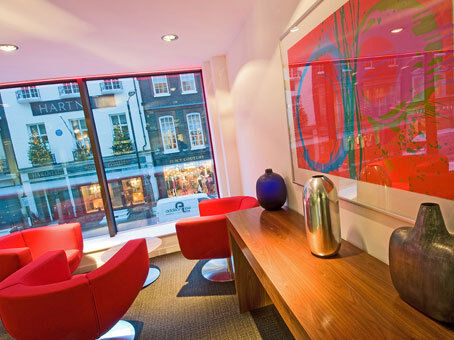 Professional business address in West End from £339pm