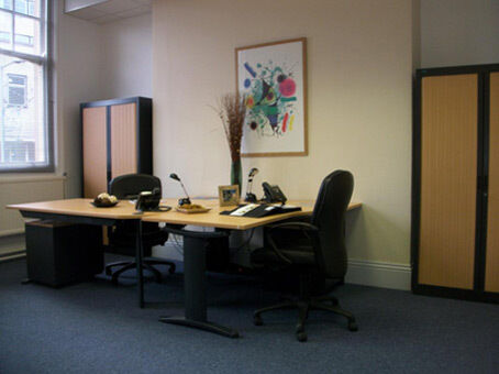Professional Office Space in Nottingham, NG1. Fantastic Facilities, From £99pm