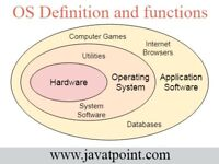 OS Definition and functions - javatpoint